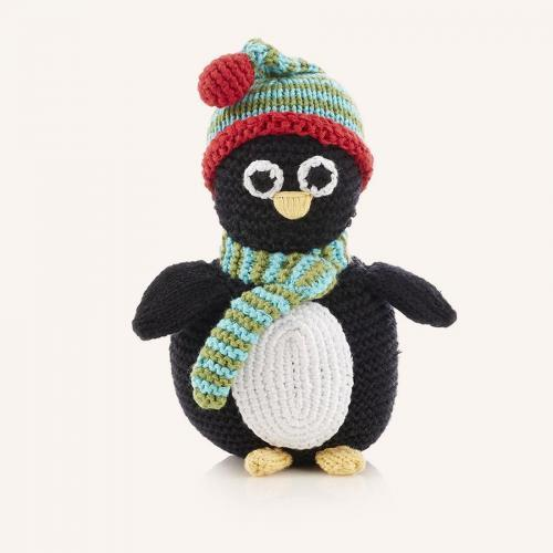 Penguin Rattle - New